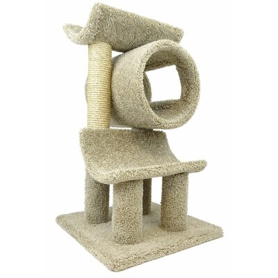 33 Cat Perch Color: Beige