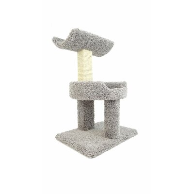 28 Premier Window Cat Perch Color: Gray