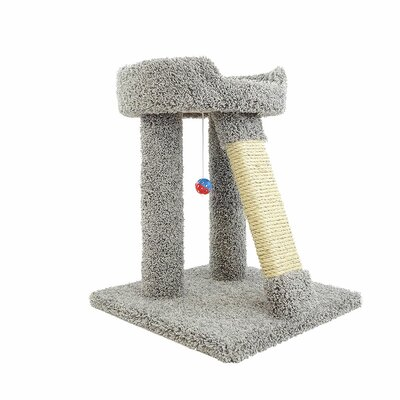 24 Premier Elevated Cat Perch Color: Gray