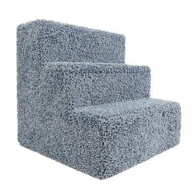 Premier Pet Stairs Color: Blue