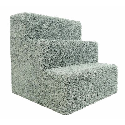 Premier Pet Stairs Color: Green