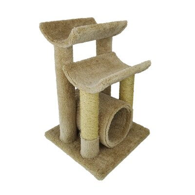 29 Premier Cat Tree Color: Beige