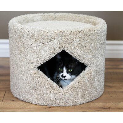 13 Premier Cat Condo Color: Beige