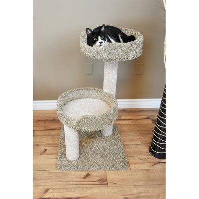 36 2 Story Tower Cat Condo
