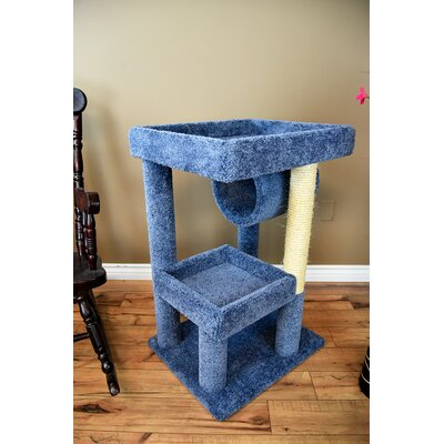 38 Premier Cat Perch Color: Blue