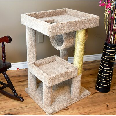 38 Premier Cat Perch Color: Beige