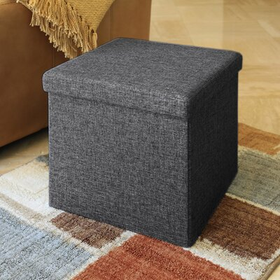 Bloomfield Foldable Storage Ottoman Set