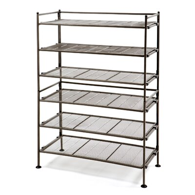 Utility 3-Tier Shoe Rack