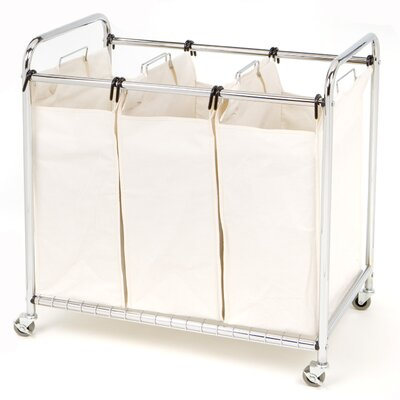 Seville Classics 3 Bag Laundry Sorter at Sears.com