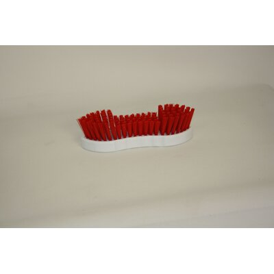 Super Scrub Brush Color: Red