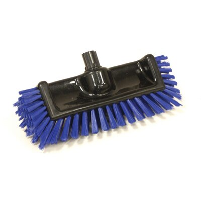 Scrator Brush BLacK with Bristles Bristles: Blue