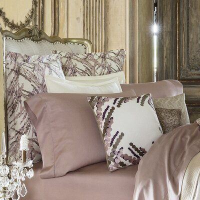 Pallina Duvet Cover Color: Blossom, Size: King
