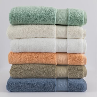 Amira Bath Sheet Color: Cadet