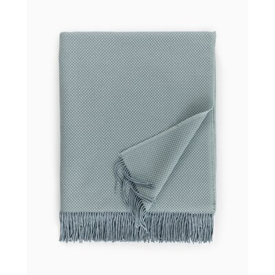 Bristol Fringed Throw Color: Lake