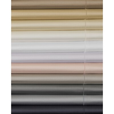 Giotto Pillow Case Size: King, Color: Titanium