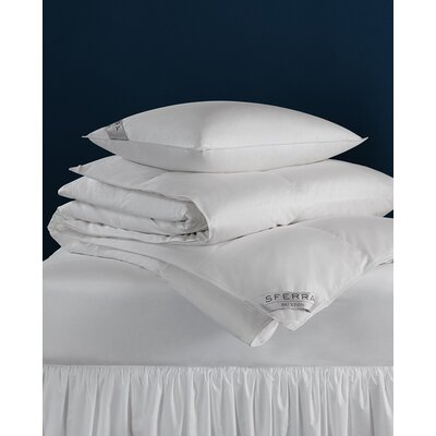 Buxton Firm Down Pillow Size: King