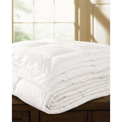Arcadia Heavy Cotton Sateen Blanket Size: King