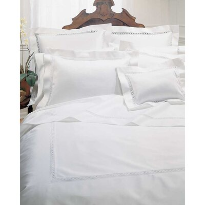 Millesimo 100% Cotton Flat Sheet Size: Twin