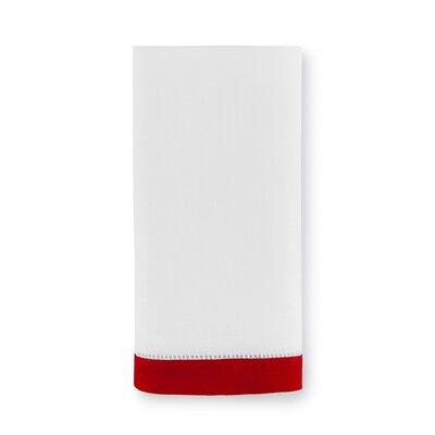 Filo Fingertip Towel Color: Red