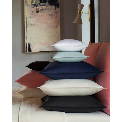 Larino Pillow Case Color: White