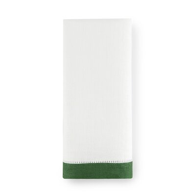 Filo Fingertip Towel Color: Emerald