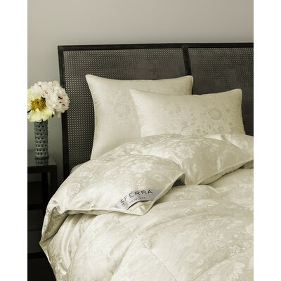 Snowdon Heavy Weight Down Duvet Insert  Size: Queen