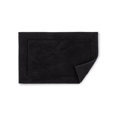 Maestro Bath Rug Size: 20 W x 31 D, Color: Black