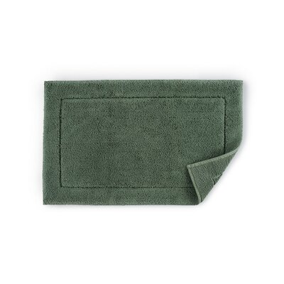 Maestro Bath Rug Color: Leaf, Size: 20 W x 31 D