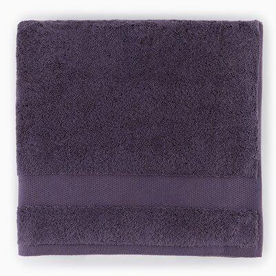 Bello Bath Towel Color: Aubergine