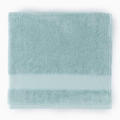 Bello Bath Towel Color: Aqua