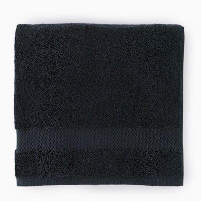 Bello Bath Towel Color: Black