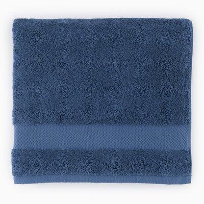 Bello Bath Towel Color: Navy