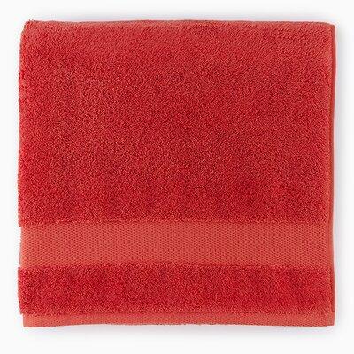 Bello Bath Towel Color: Poppy