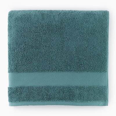 Bello Bath Towel Color: Teal