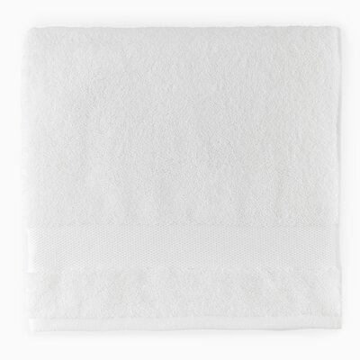 Bello Bath Towel Color: White