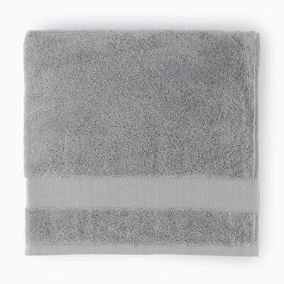 Bello Bath Towel Color: Gray