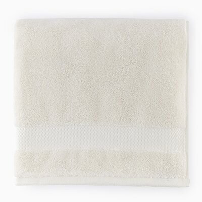 Bello Bath Towel Color: Ivory