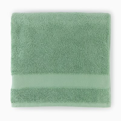 Bello Bath Towel Color: Leaf