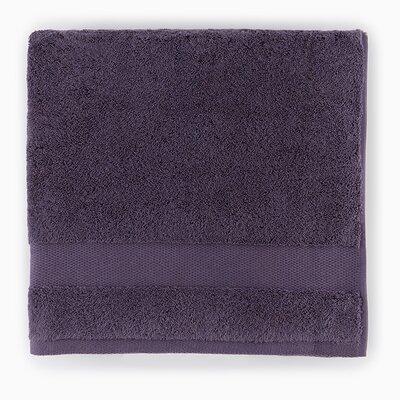 Bello Bath Sheet Color: Aubergine