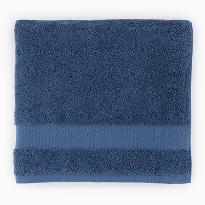 Bello Bath Sheet Color: Navy