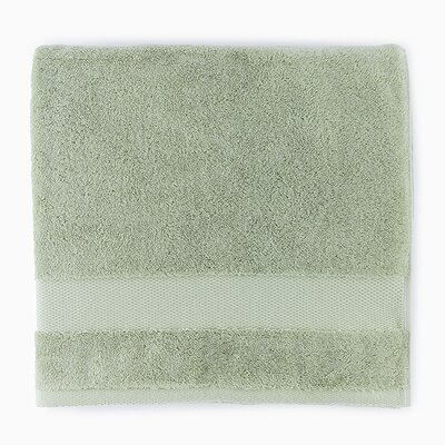 Bello Bath Sheet Color: Celadon
