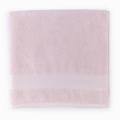 Bello Hand Towel Color: Pink