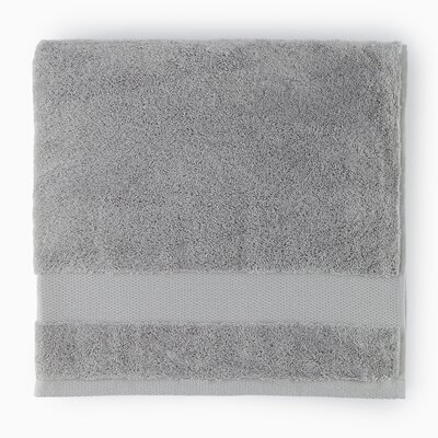 Bello Hand Towel Color: Gray