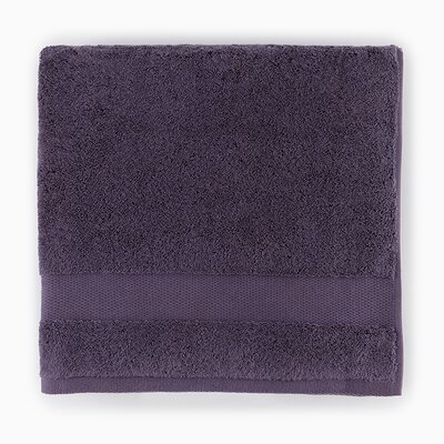 Bello Hand Towel Color: Aubergine