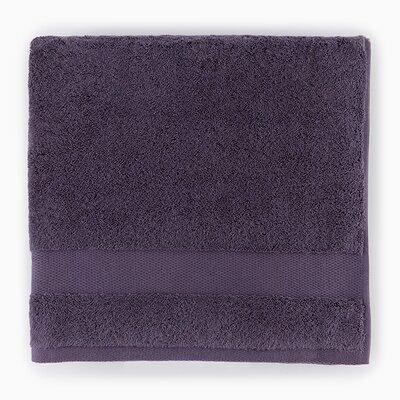 Bello Washcloth Color: Aubergine