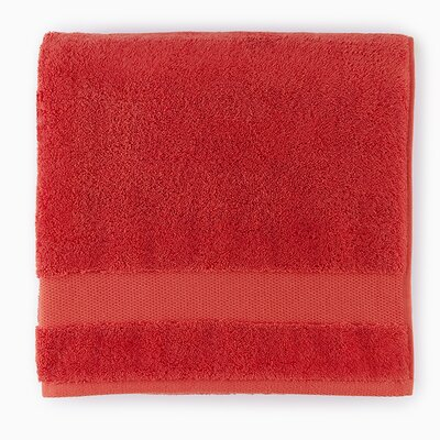 Bello Washcloth Color: Poppy