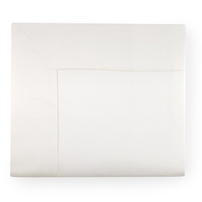 Lucio Pillow Case Size: King, Color: Ivory