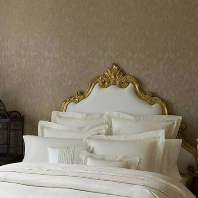 Giza 45 Lace Pillow Case Size: King, Color: Ivory