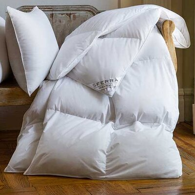Cornwall Down Duvet Insert  Size: Queen