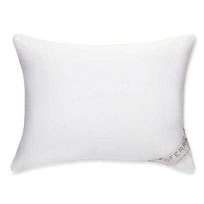 Cornwall Medium Down Pillow Size: King